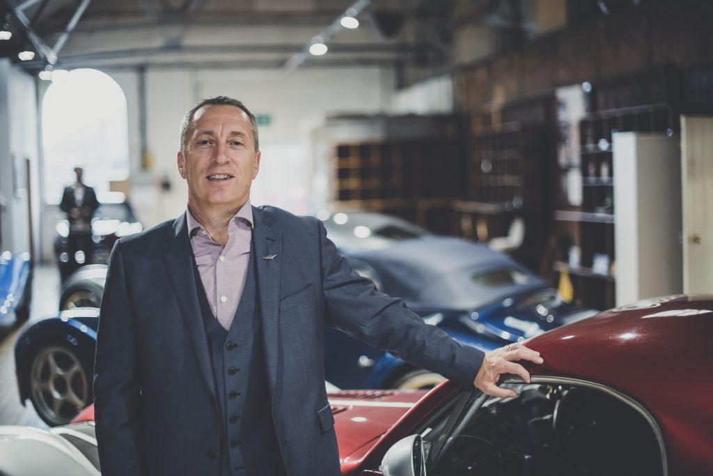 Steve Morris of Morgan discusses electric cars