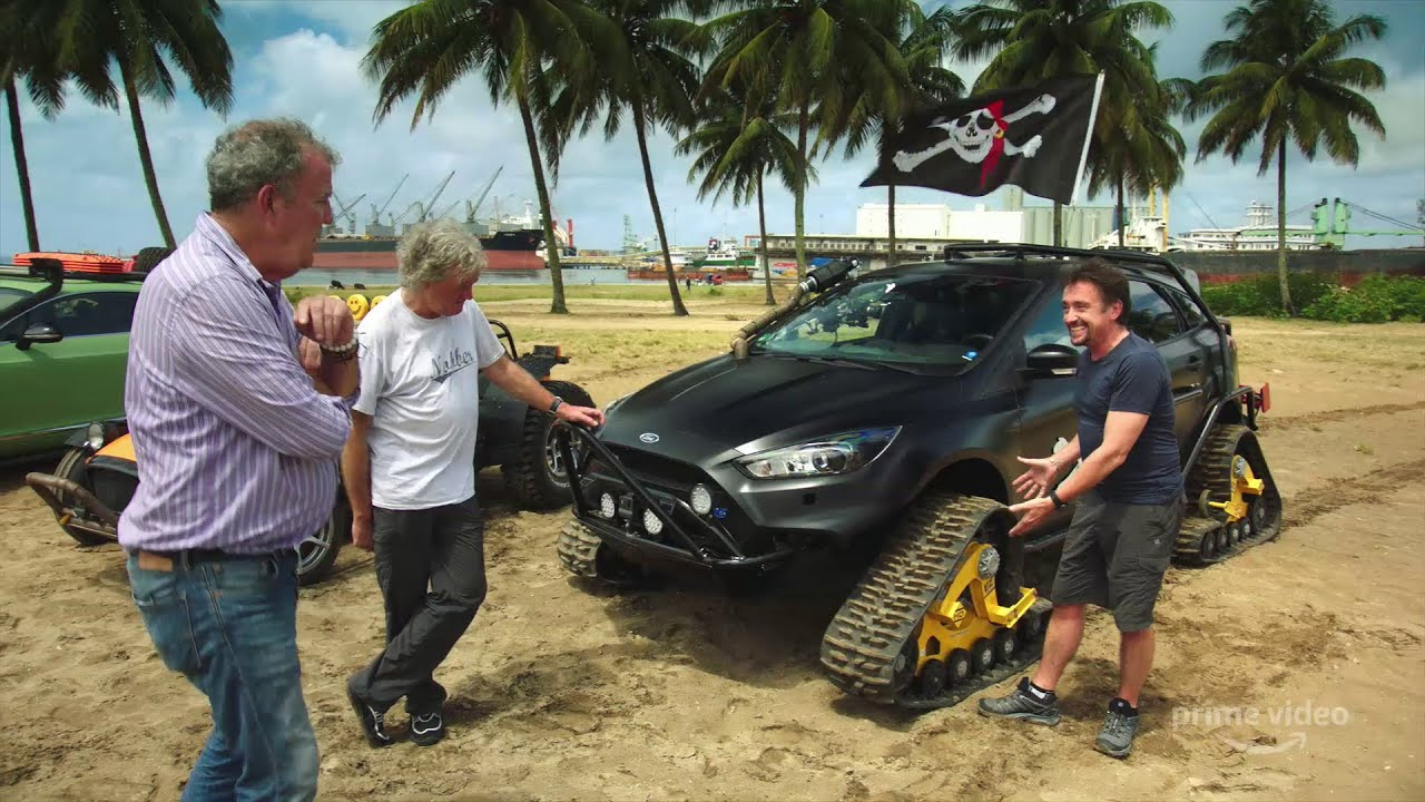 You-know-who are back: Clarkson, Hammond and May return with The Grand Tour Madagascar special