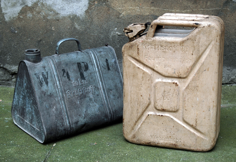 The astonishing story of the jerrycan