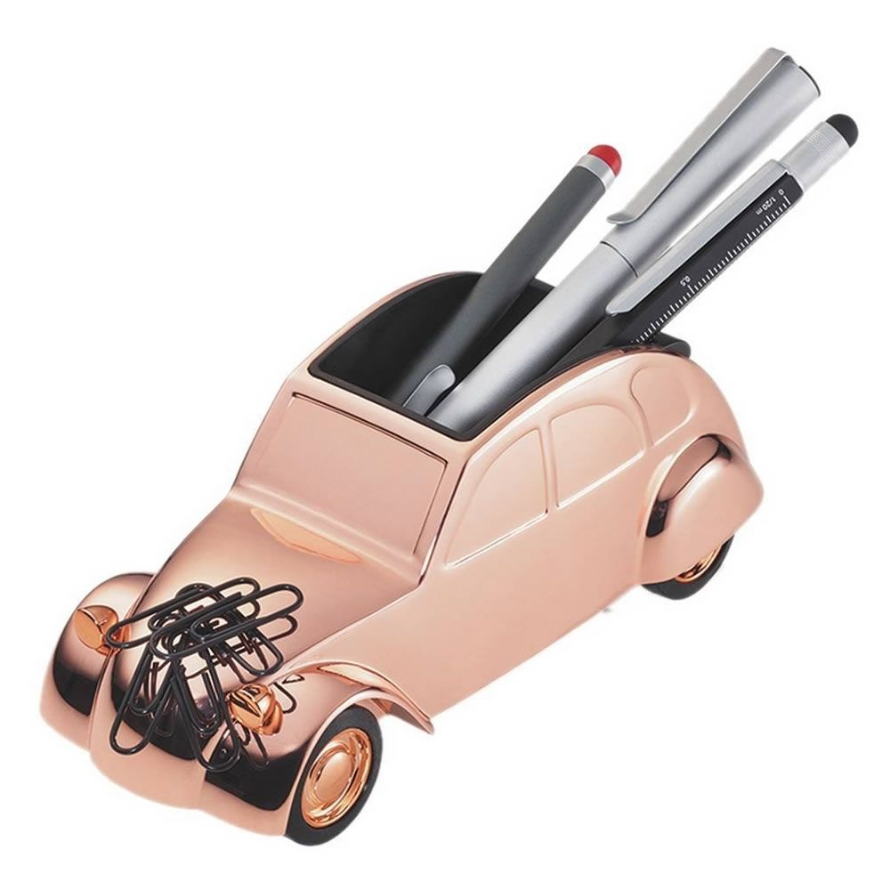 Citroen 2CV desk tidy_2020 Christmas gift ideas for car enthusiasts_Hagerty