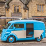 Morris JE retro van with an electric twist is ready to roll