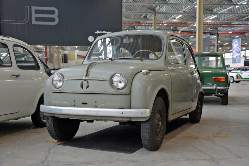 1951 fiat 100 prototype