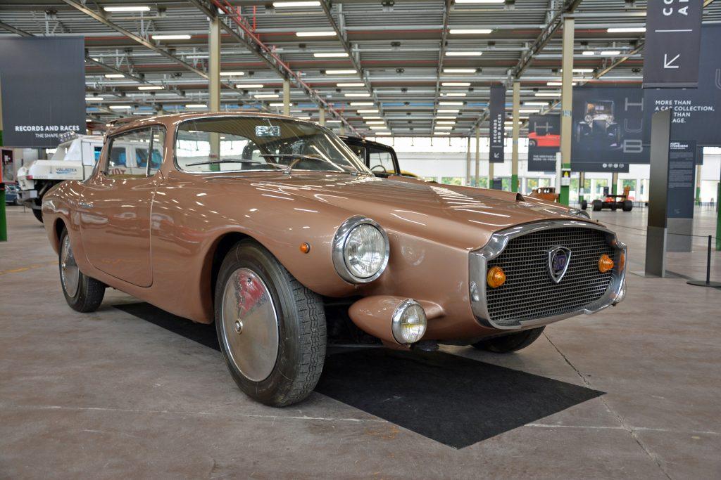 Lancia Loraymo concept of 1960