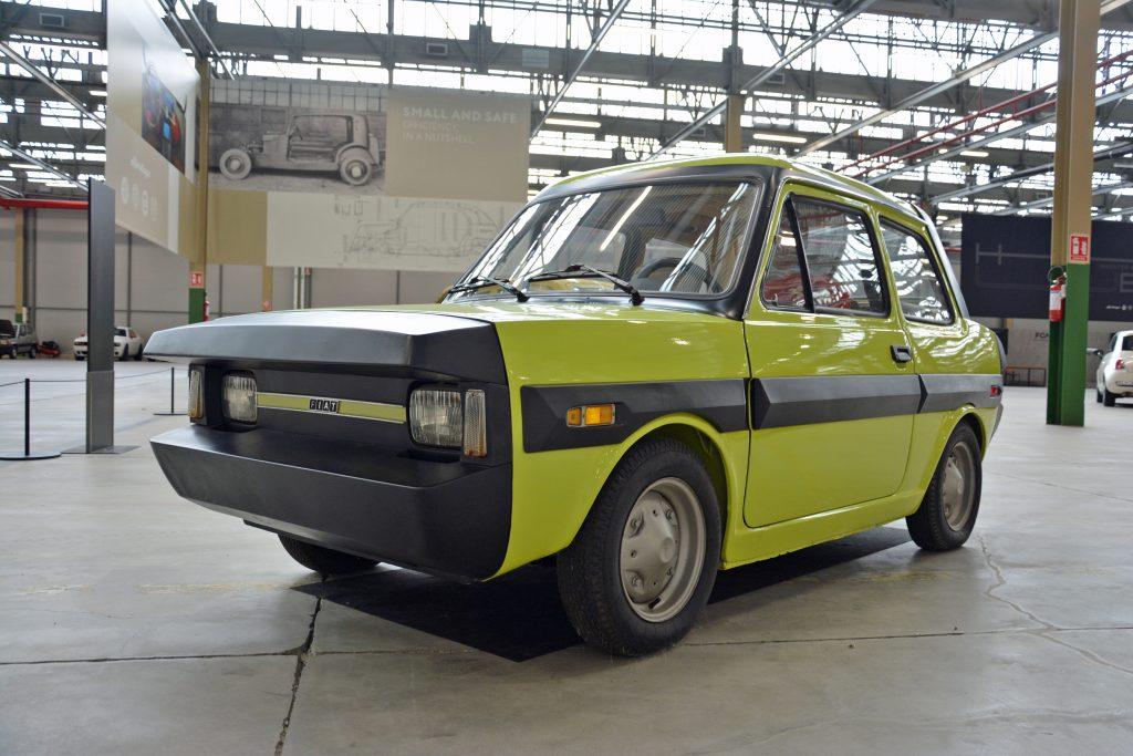 Fiat ESV 1500 prototype 1972