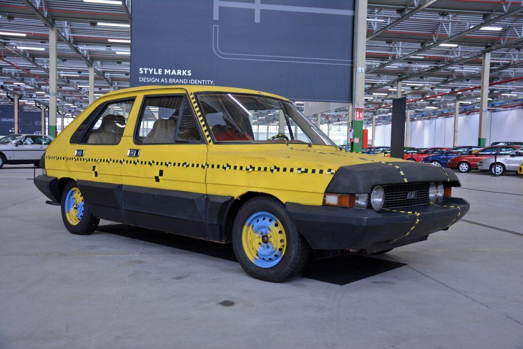 Fiat ESV 2000 prototype from 1972