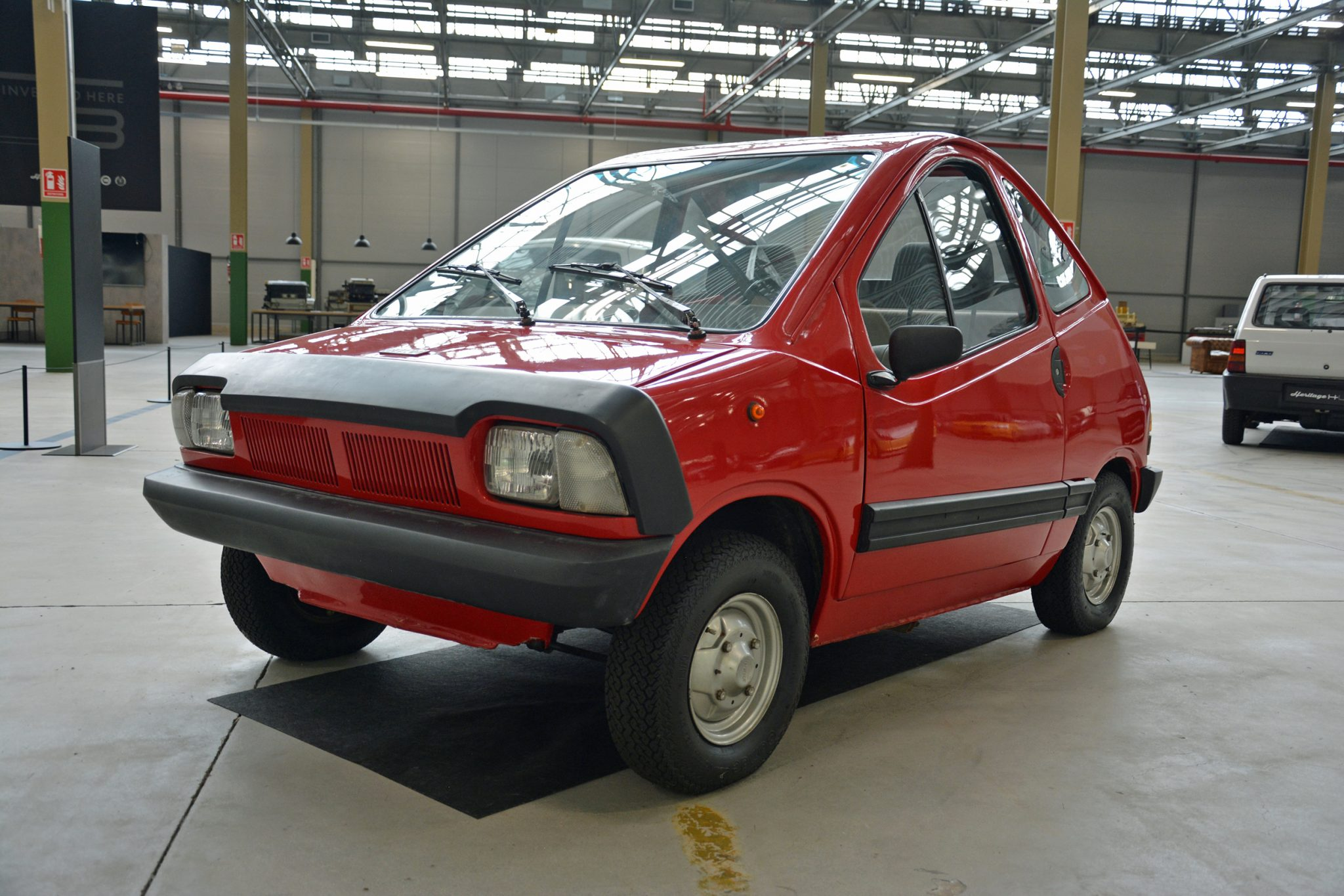 9 of the strangest cars that the Fiat Group never made