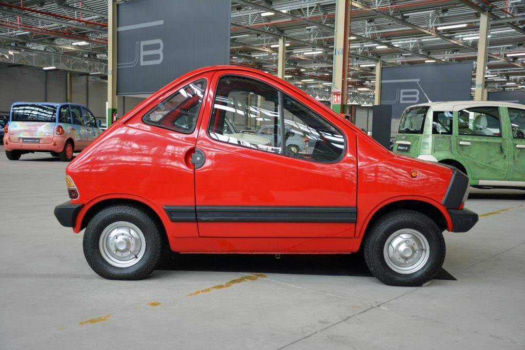 Fiat X1/23 prototype of 1972