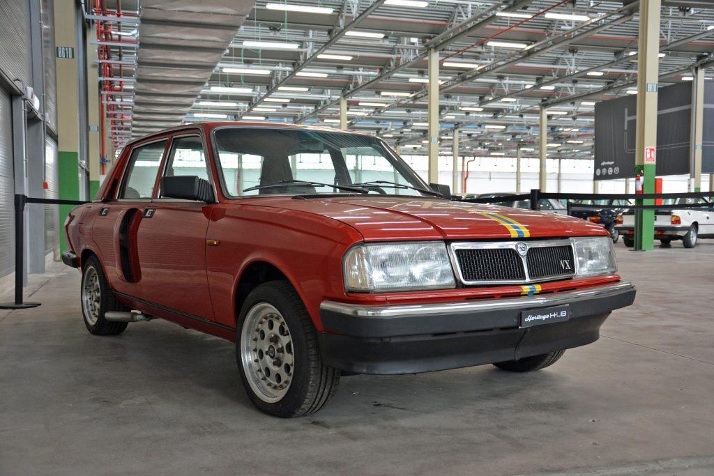 1984 lancia trevo bimotore