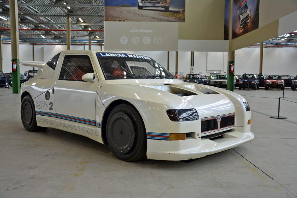 Lancia ECV 2 prototype of 1988