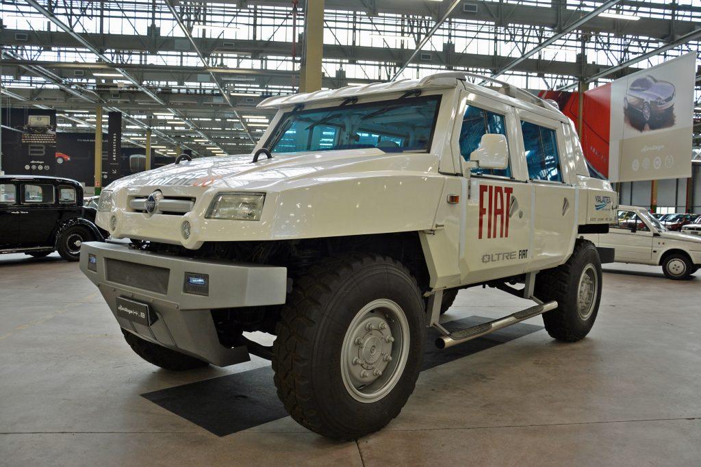 Fiat Oltre prototype 4x4 2005