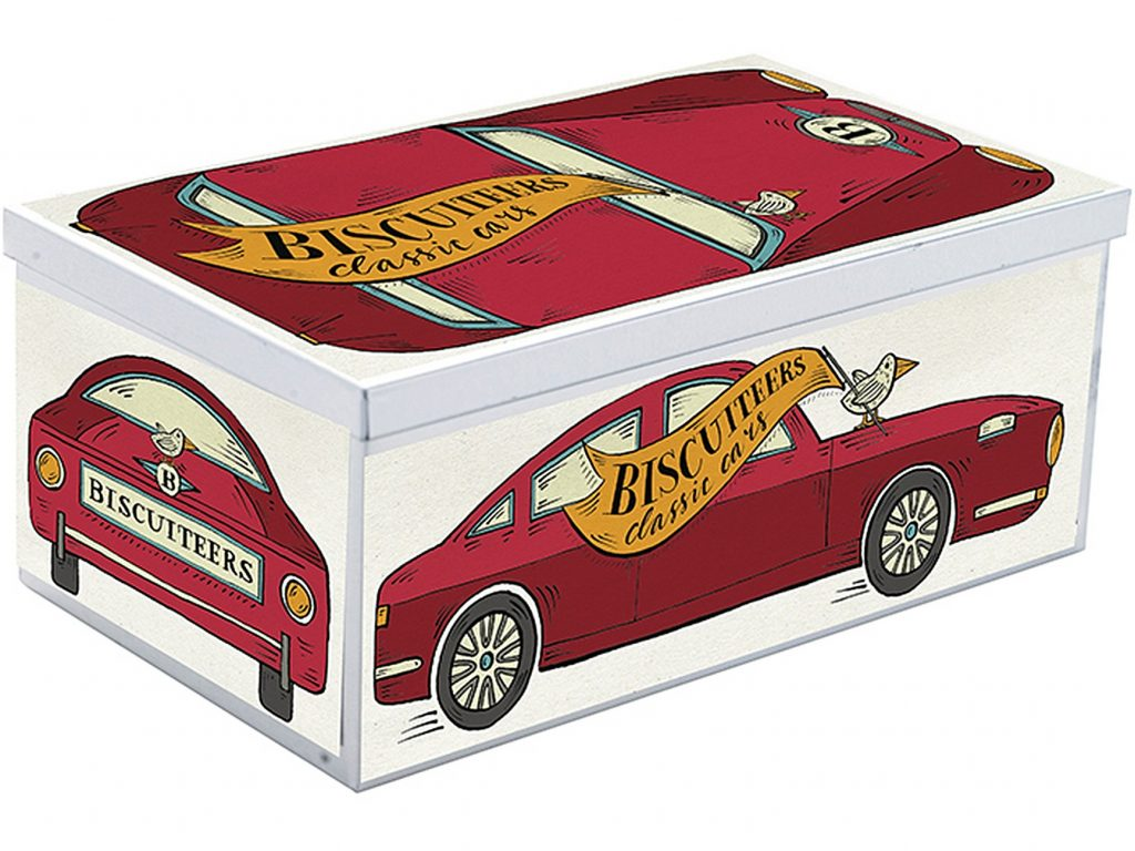 Classic car biscuits_2020 Christmas gift ideas for car enthusiasts_Hagerty