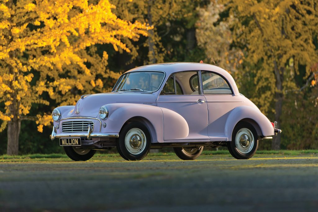 Buying Guide: Morris Minor (1948-1971)_Hagerty