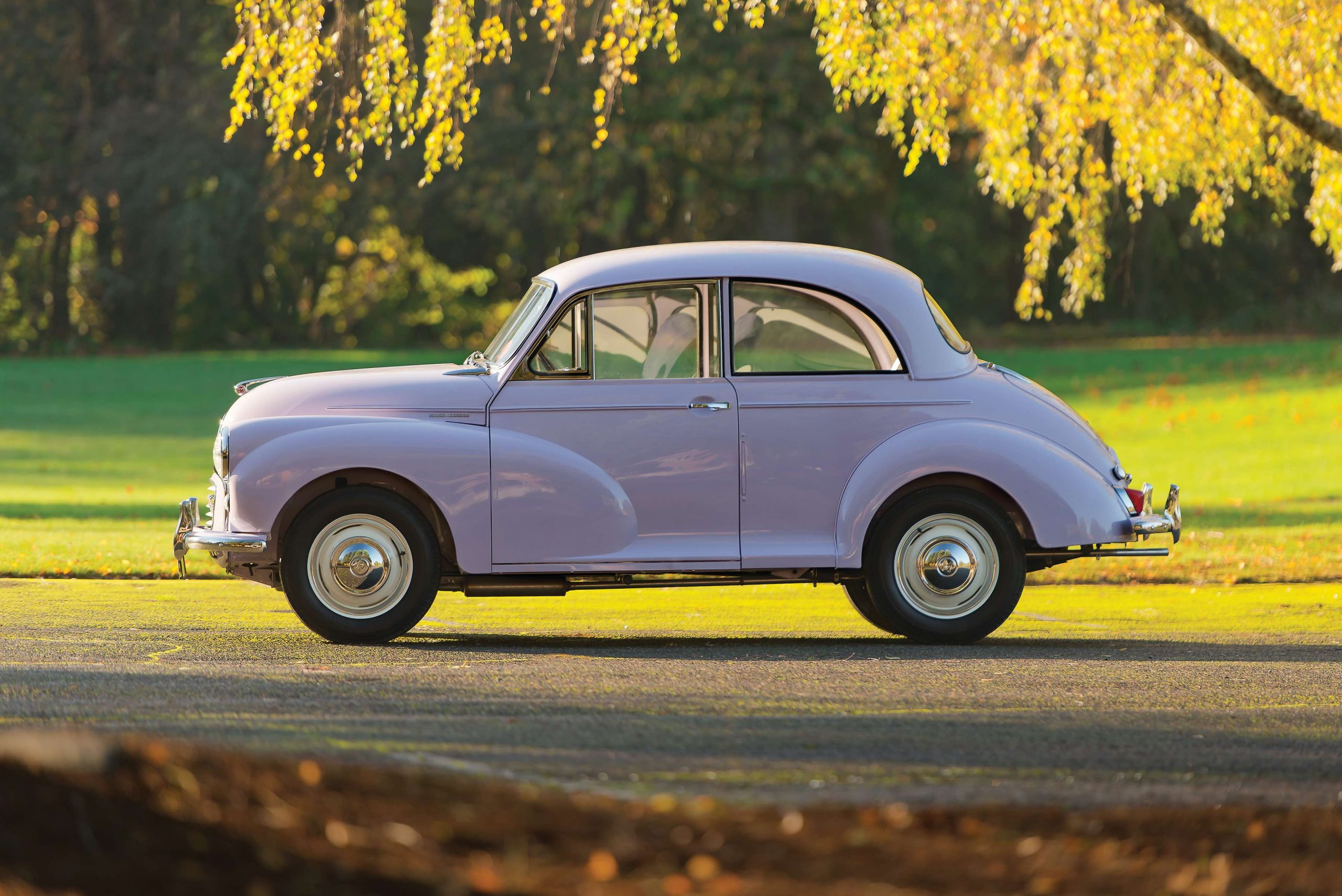 Morris Minor saloon_buying guide_Hagerty