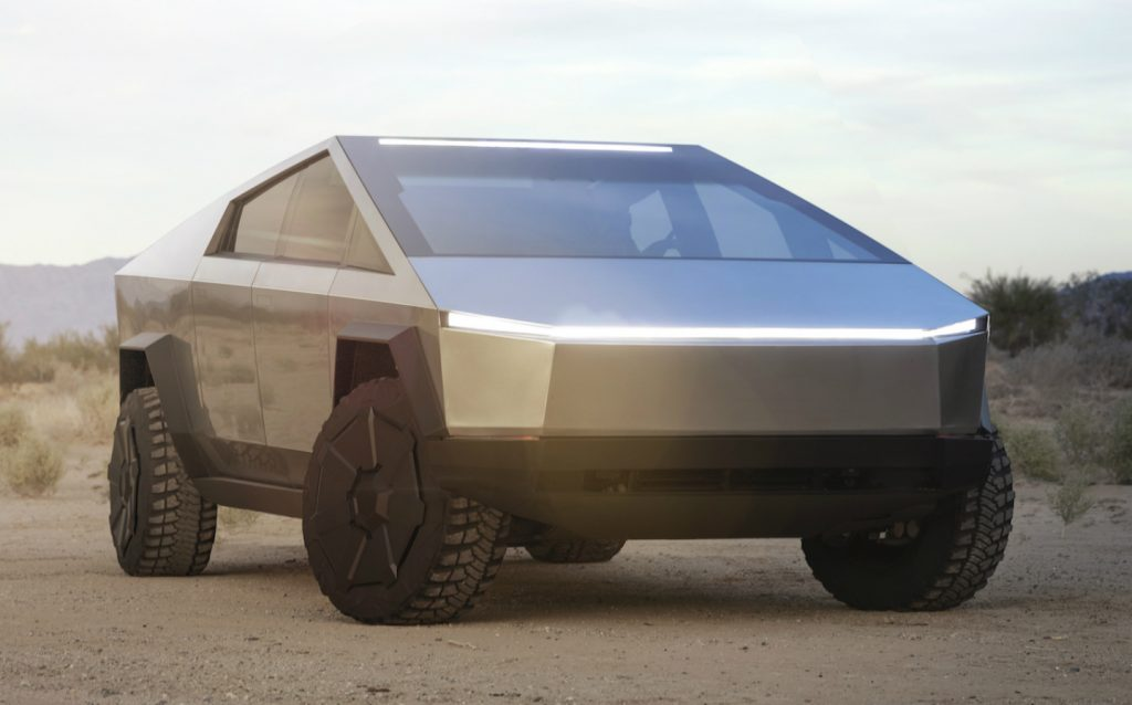Designer Frank Stephenson tears apart Tesla Cybertruck