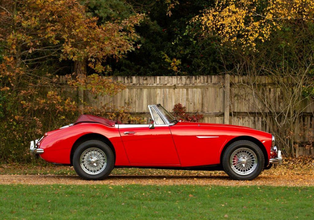 Austin-Healey 3000 for sale_9 British beasts