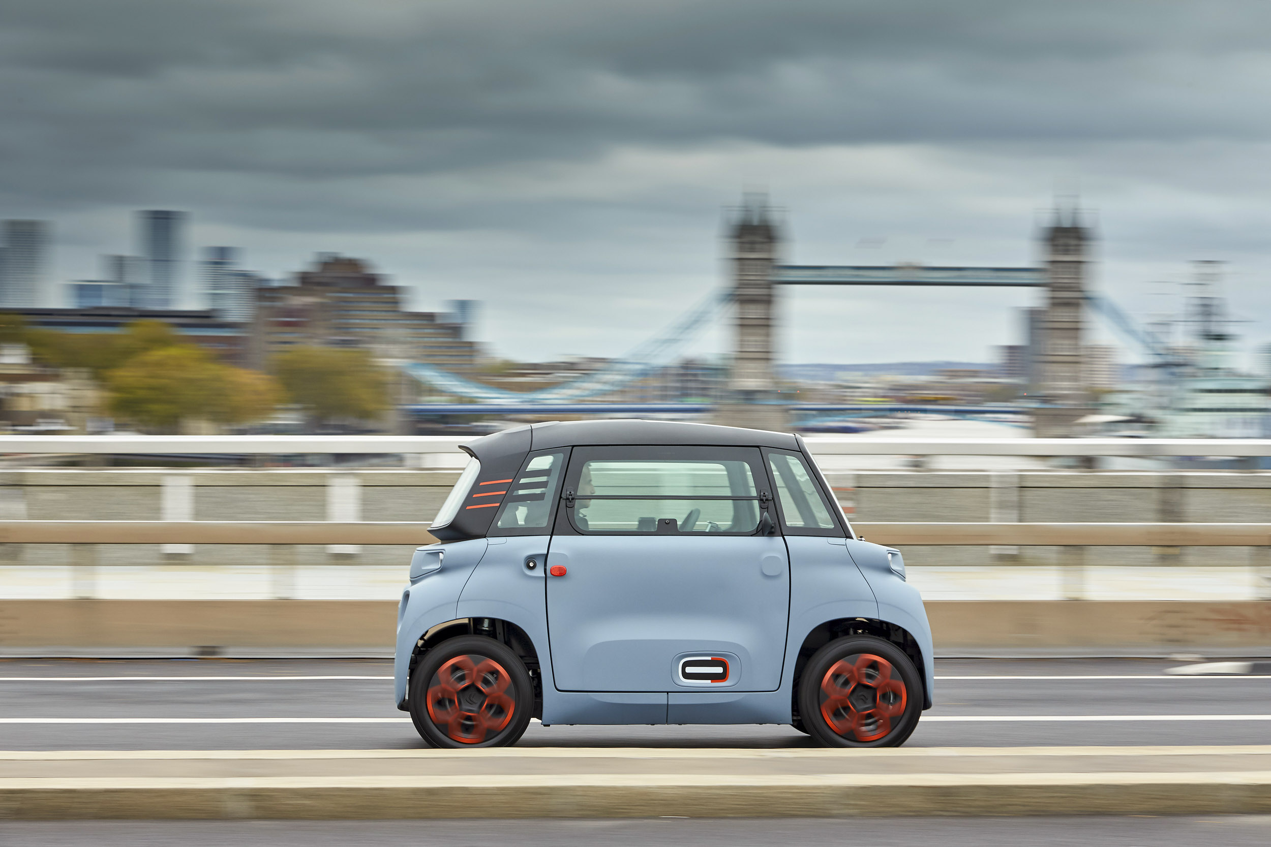 Review: The Ami city car is Citroën's welcome return to stranger things