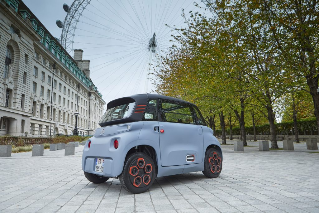 Citreon Ami review by Gavin Green_Hagerty