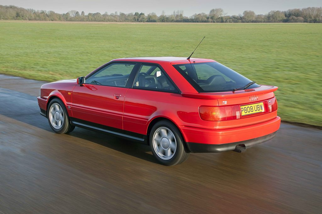 Audi S2 Coupe_Hagerty buying guide