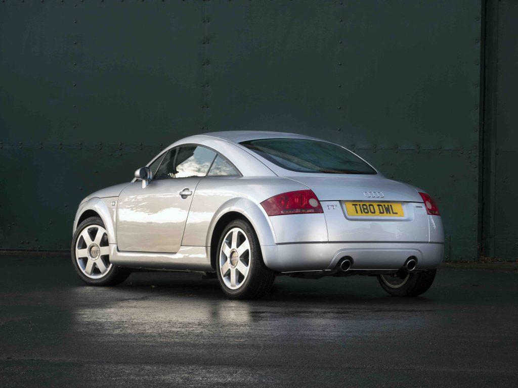Audi TT Mk1 Coupe is a future classic