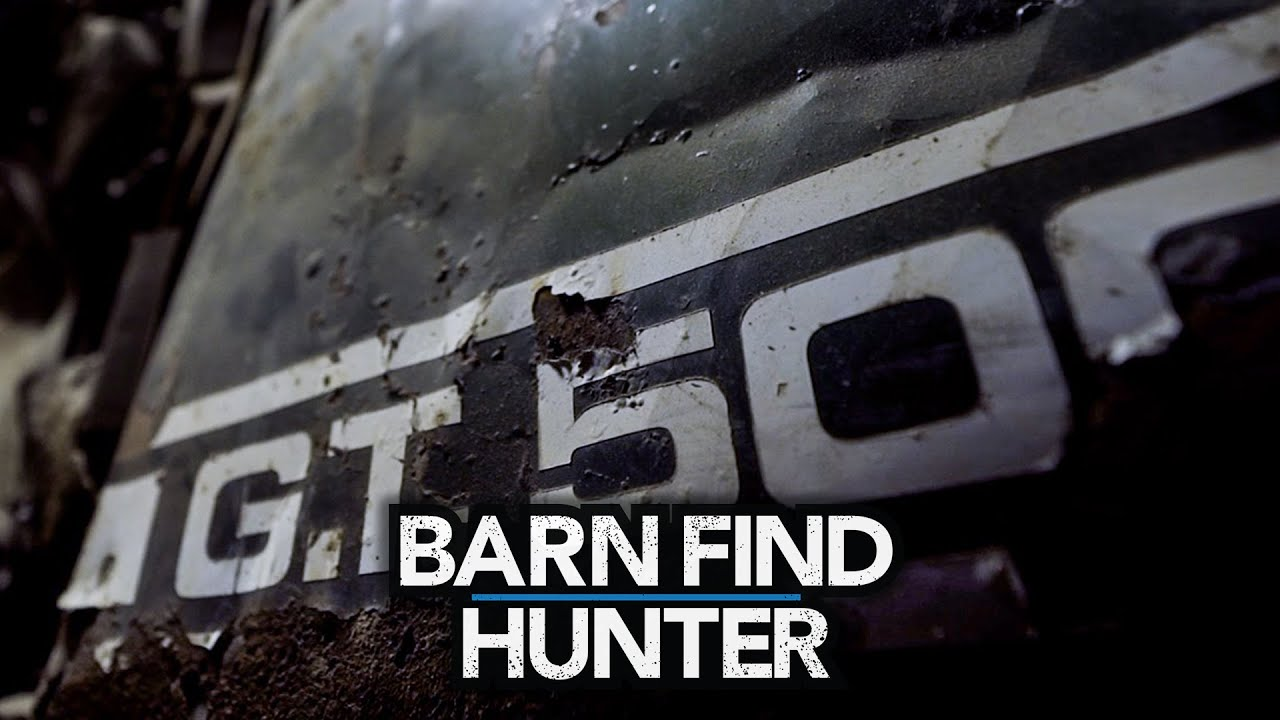 Tom Cotter and the crushed Mustang Shelby GT500 | Barn Find Hunter