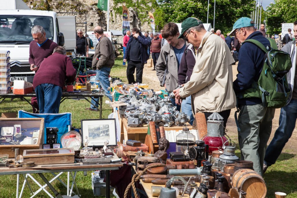 Bucket list 2021 Beaulieu Autojumble