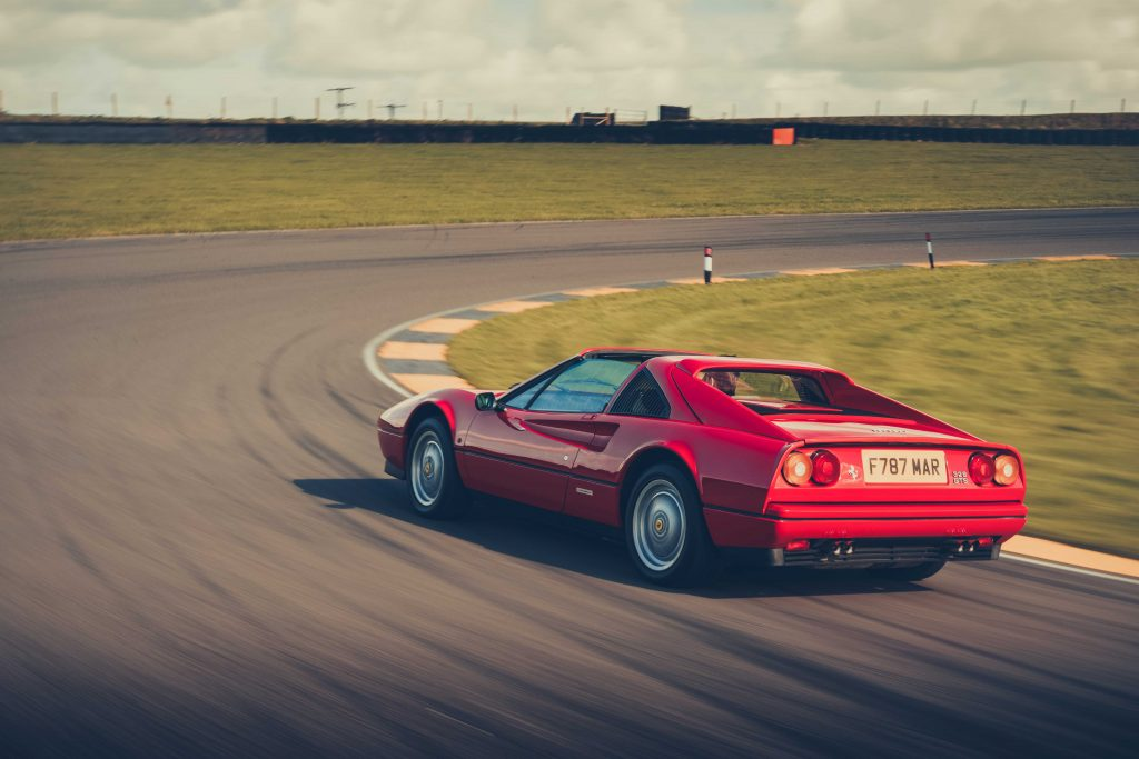 1985 – 1988 Ferrari 328_Hagerty UK 2021 Bull Market list