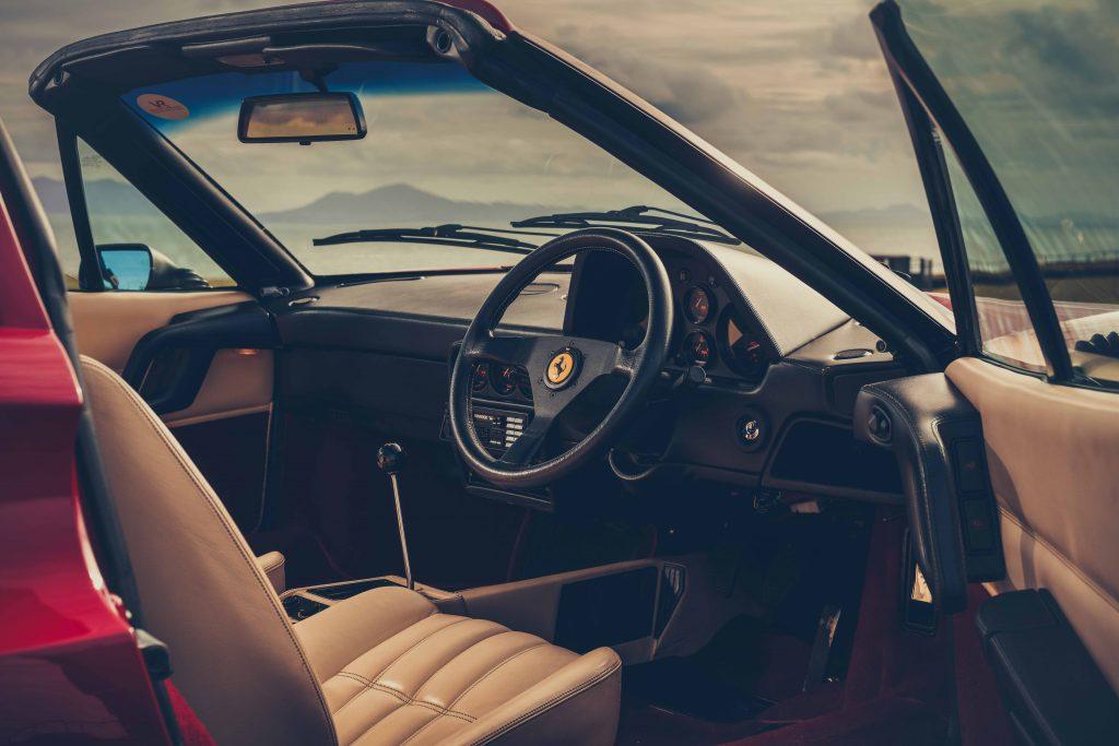 1985 – 1988 Ferrari 328_Hagerty UK 2021 Bull Market list