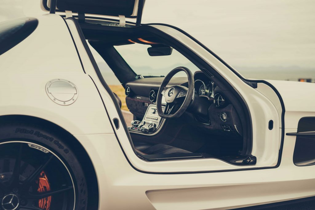 2010 – 2015 Mercedes-Benz SLS AMG_Hagerty UK 2021 Bull Market list