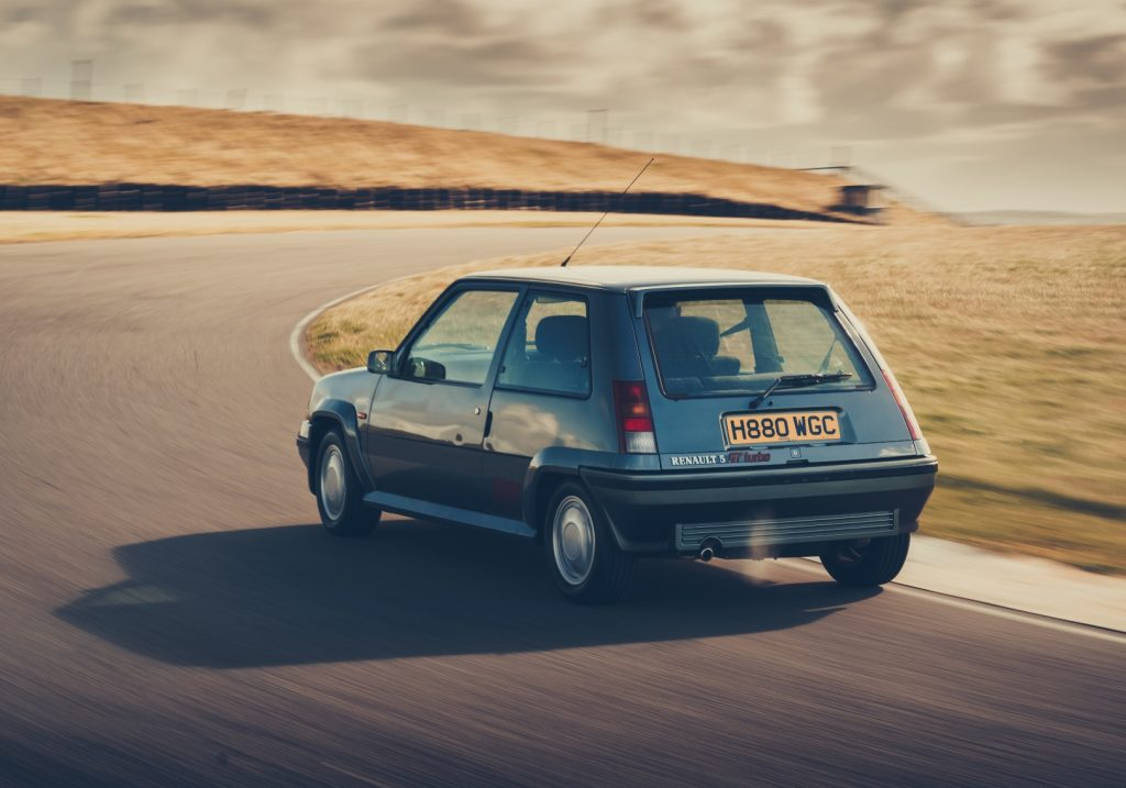 1986 - 1991 Renault 5 GT Turbo_Hagerty UK 2021 Bull Market list