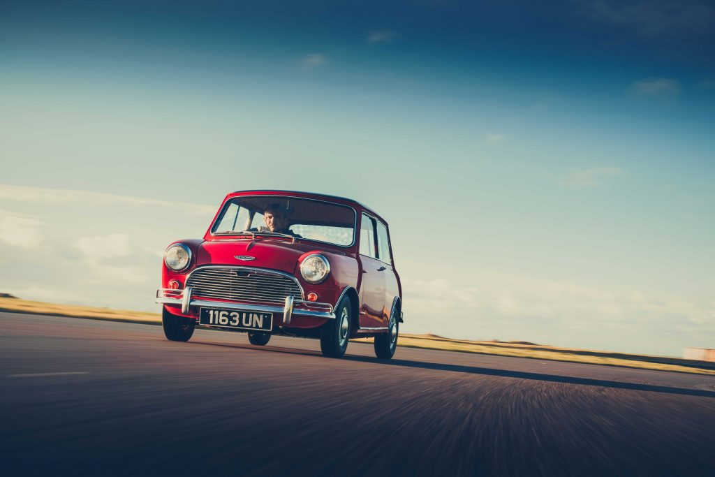 1961 – 71 Mini Cooper_Hagerty UK 2021 Bull Market list