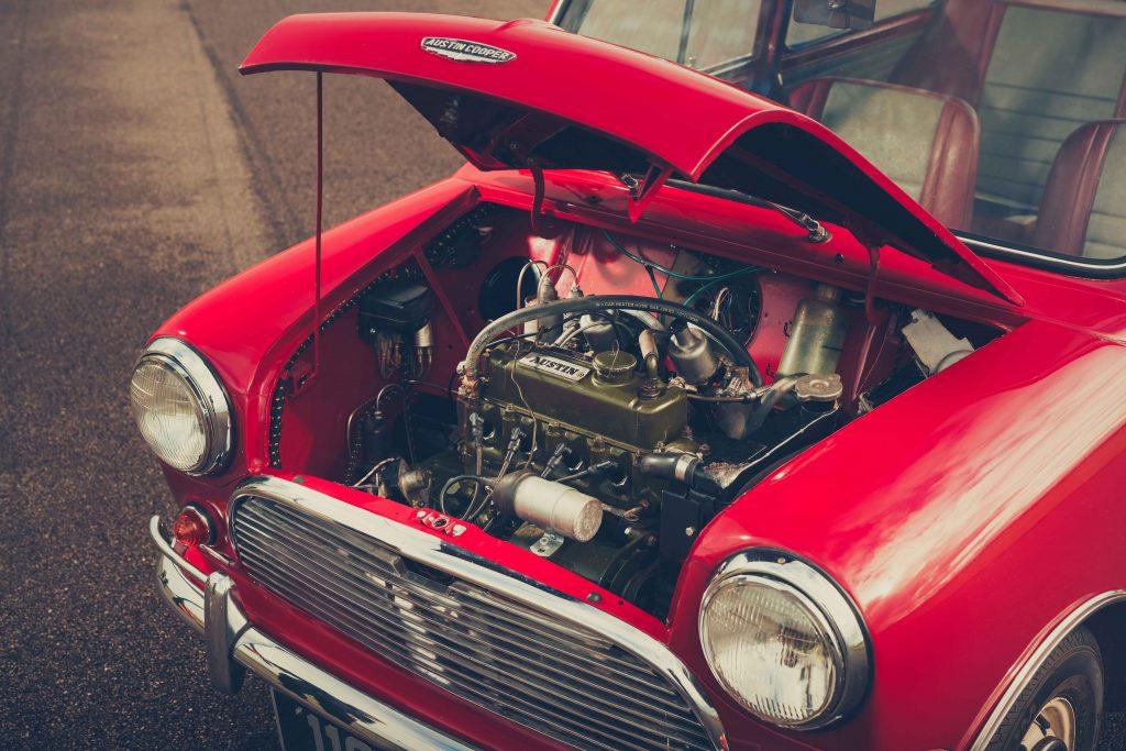 1961 – 71 Mini Cooper_Hagerty UK 2021 Bull Market list