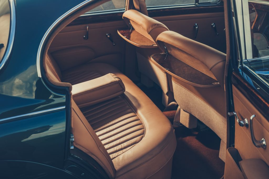 1959 – 1967 Jaguar Mark II_Hagerty UK 2021 Bull Market list