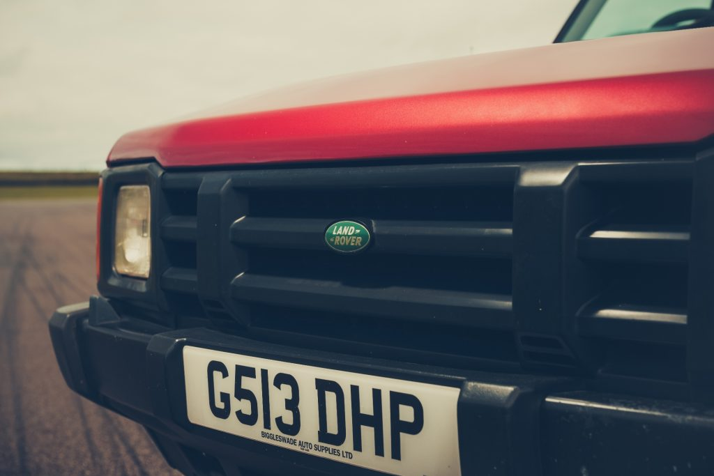 1989 – 1998 Land Rover Discovery Series I_Hagerty UK 2021 Bull Market list