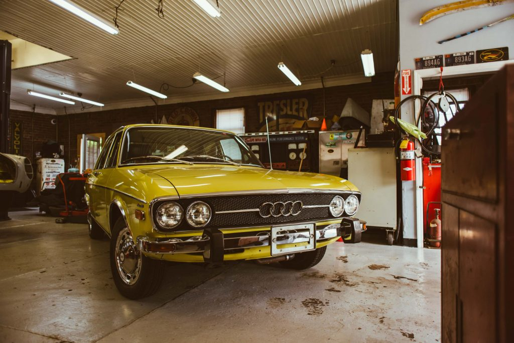 Car storage advice and tips from Hagerty