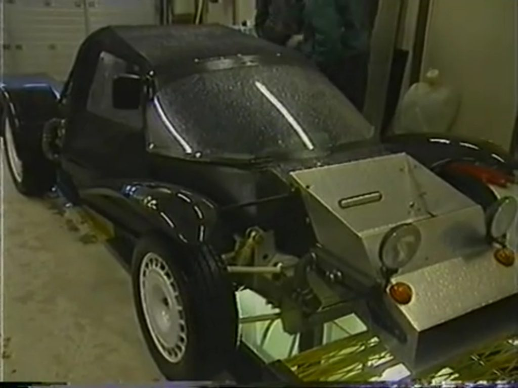 Original Lotus Elise prototype