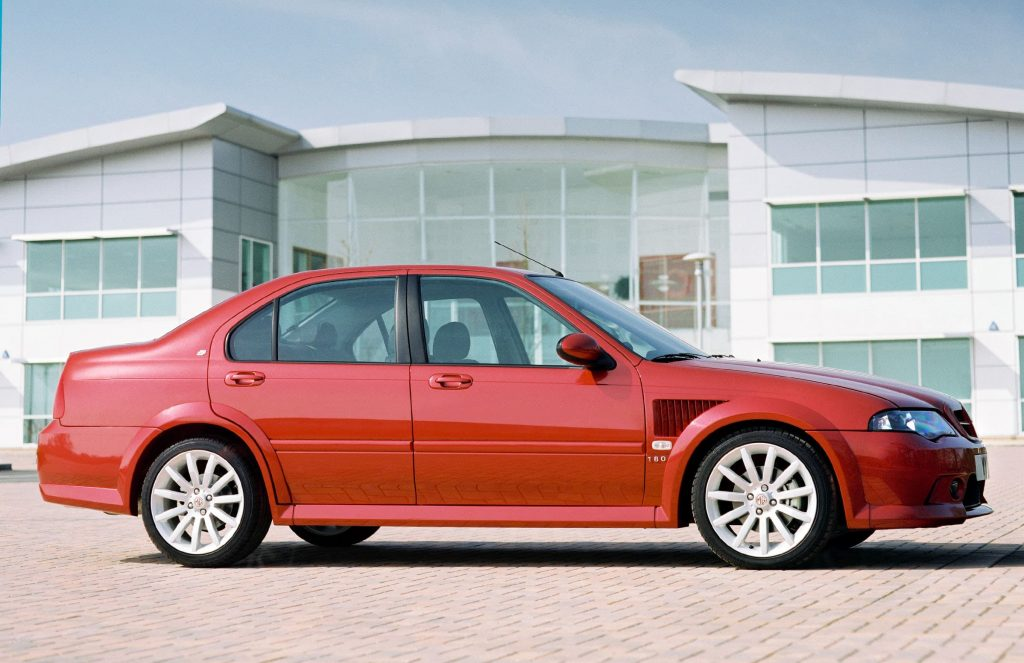 MG ZS and Honda Civic were developed together