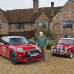 You could own Paddy Hopkirk's Mini Cooper
