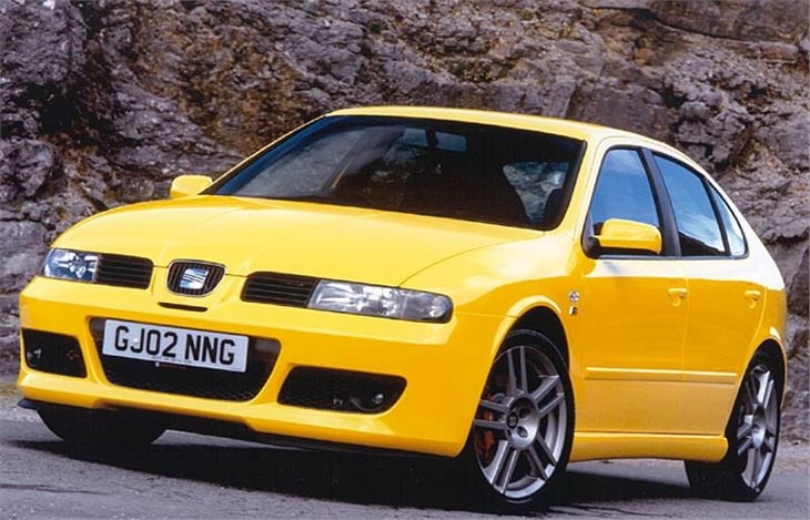 Did you know that the Seat Leon Cupra 20VT was much better than the Golf GTI MkIV?