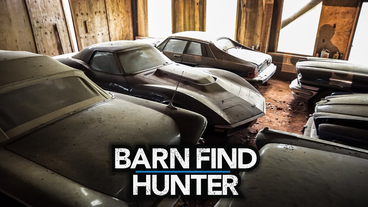 Revisiting the greatest barn find yet | Barn Find Hunter