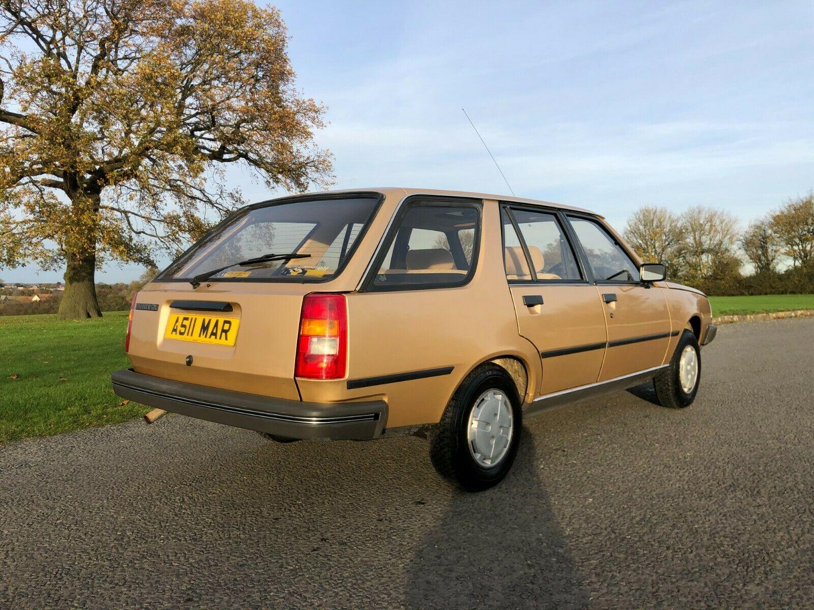 Unexceptional Classifieds: Renault 18 GTL estate