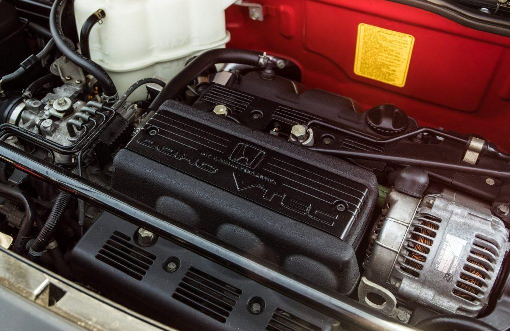 1989 Honda NSX engine