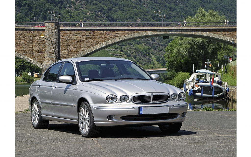 The Jaguar X-Type wasnt all bad