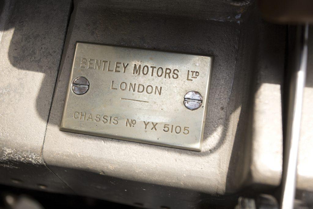 Bentley 8 Litre Mulliner 1932