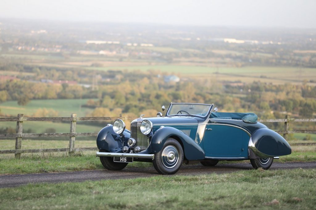 1939 Bentley 4 ¼ Litre