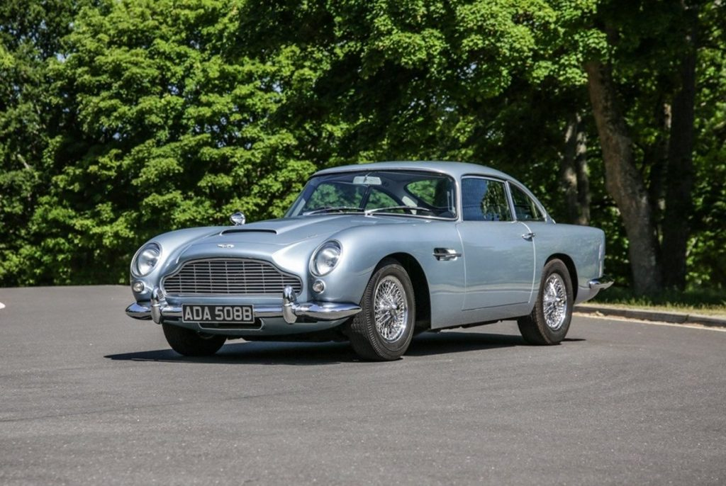 1964 Aston Martin DB5 4.2 Historics