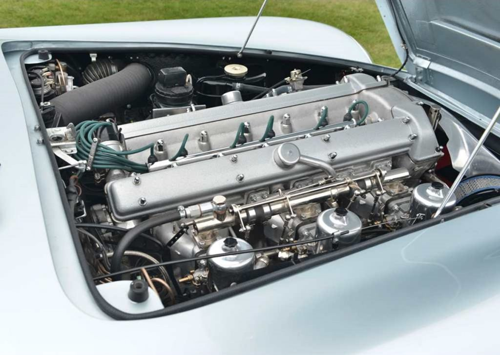 1964 Aston Martin DB5 4.2 engine