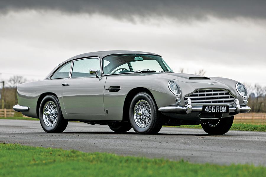1964 Aston Martin DB5 4.2