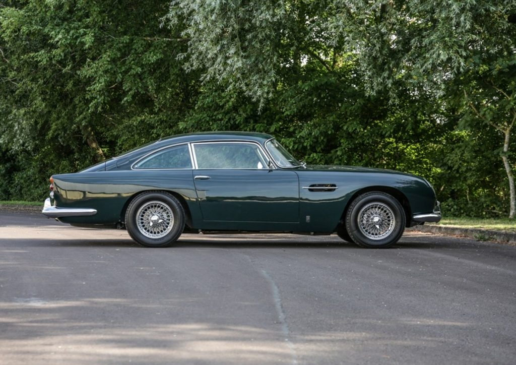 1965 Aston Martin DB5 Historics