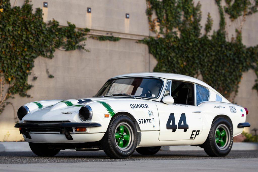 1969 Triumph Group 44 GT6+ Mk. II