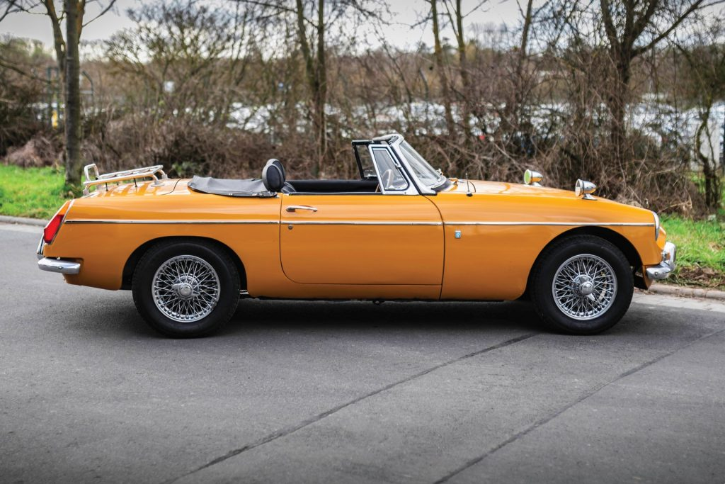 MGB buying guide by Hagerty